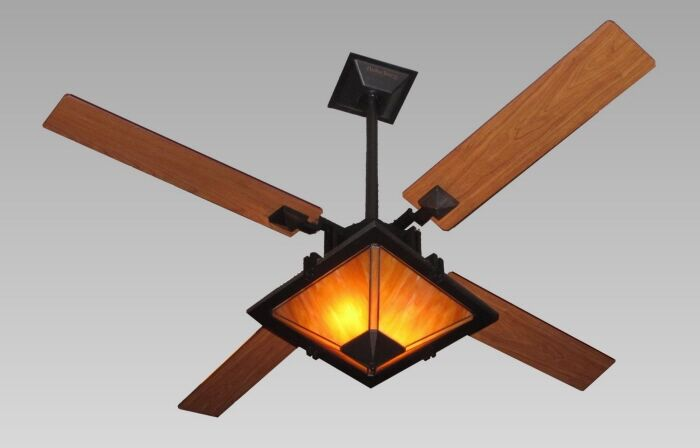 Ceiling Fan design called the San Leandro that was sold in Lowes.