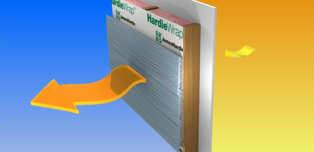 A concept design rendering of the insulation properties of a new product for literature. Solidworks 3D modeling imported into the Keyshot rendering program.